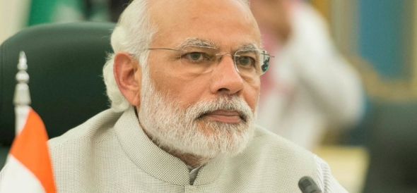 pm modi is upset for absence of mp in parliament