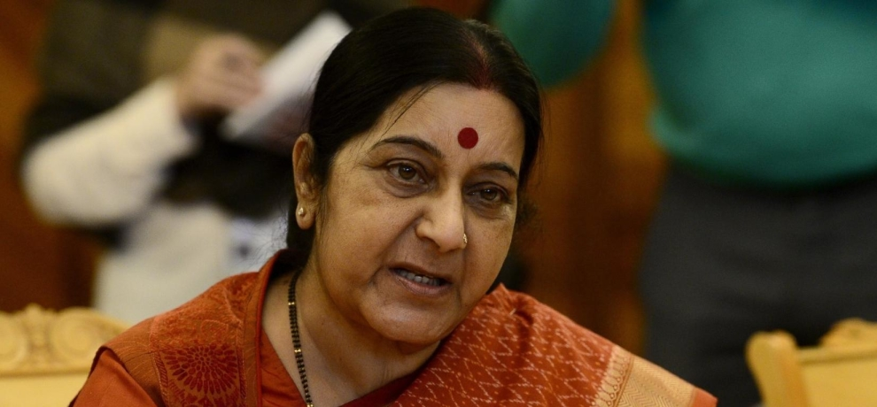 external affairs minister Sushma Swaraj comes to rescue of Indian woman in Pakistan