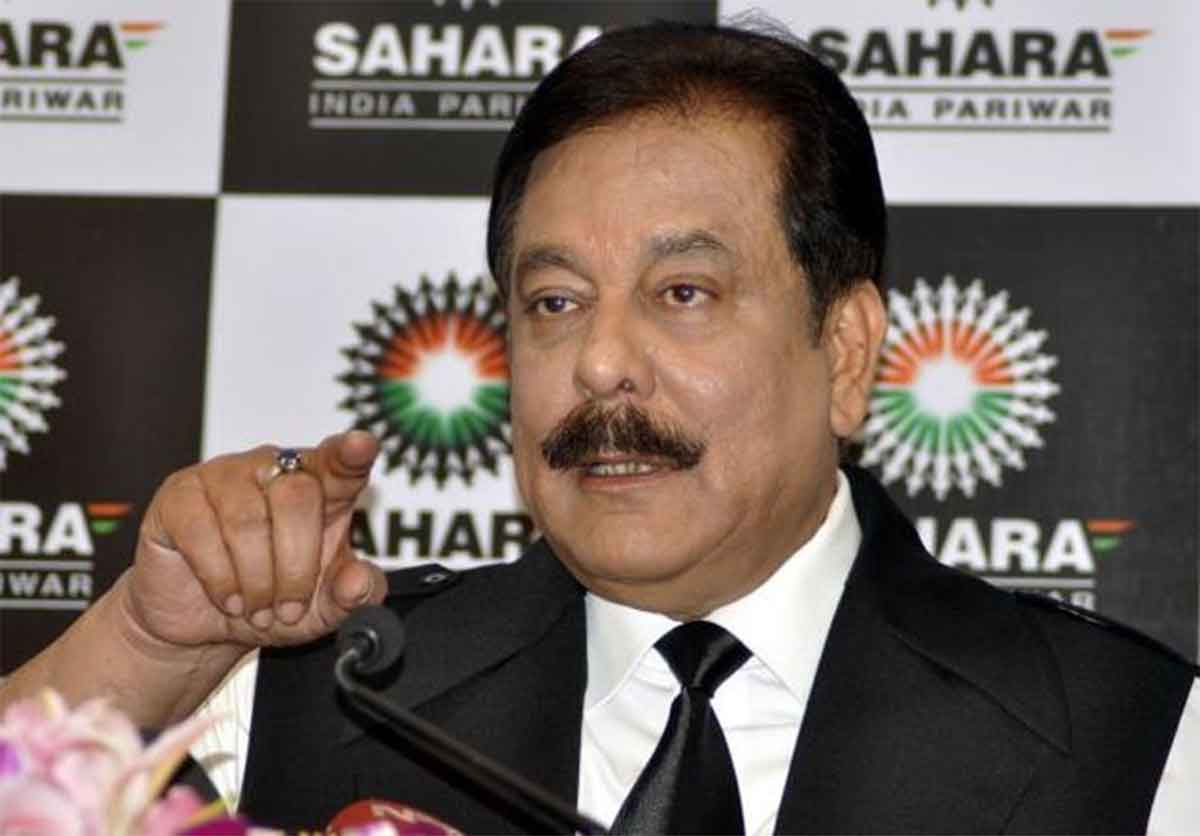 supreme court noticed to sahara  deposite to Rs.5092 crore by 13 april