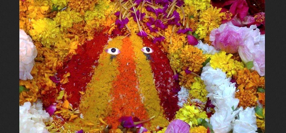 Image result for चिंतपूर्णी आश्विन नवरात्र मेला