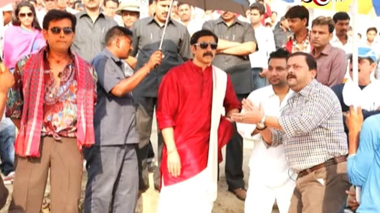 Image result for 'A' सर्टिफिकेट के साथ रिलीज़ होगी फिल्म 'मोहल्ला अस्सी'