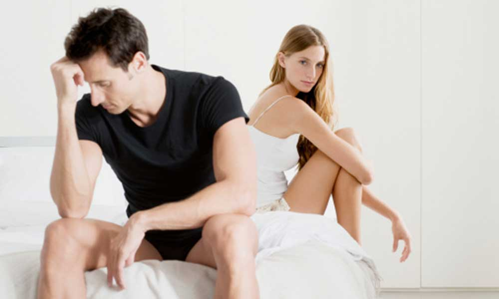 Symptoms that might be responsible for impotence