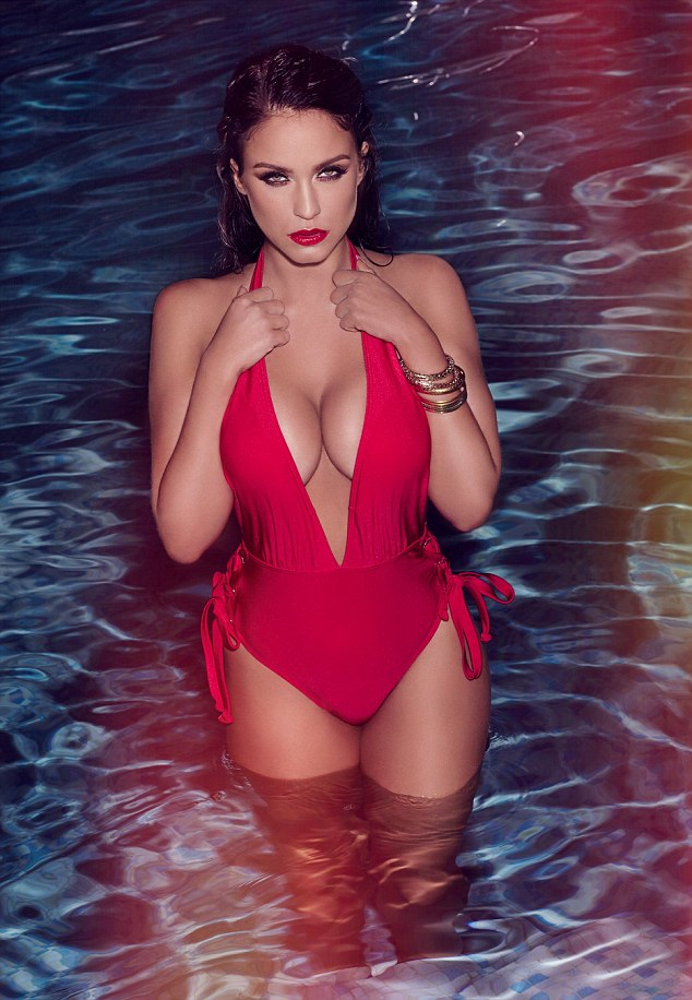 vicky becomes face of ann summers