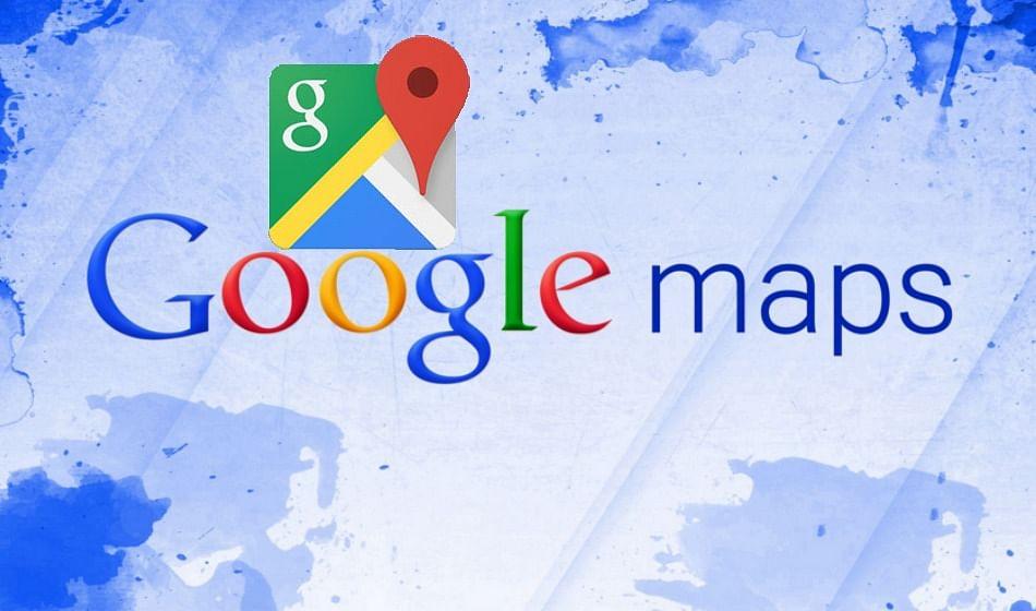 गूगल मैप