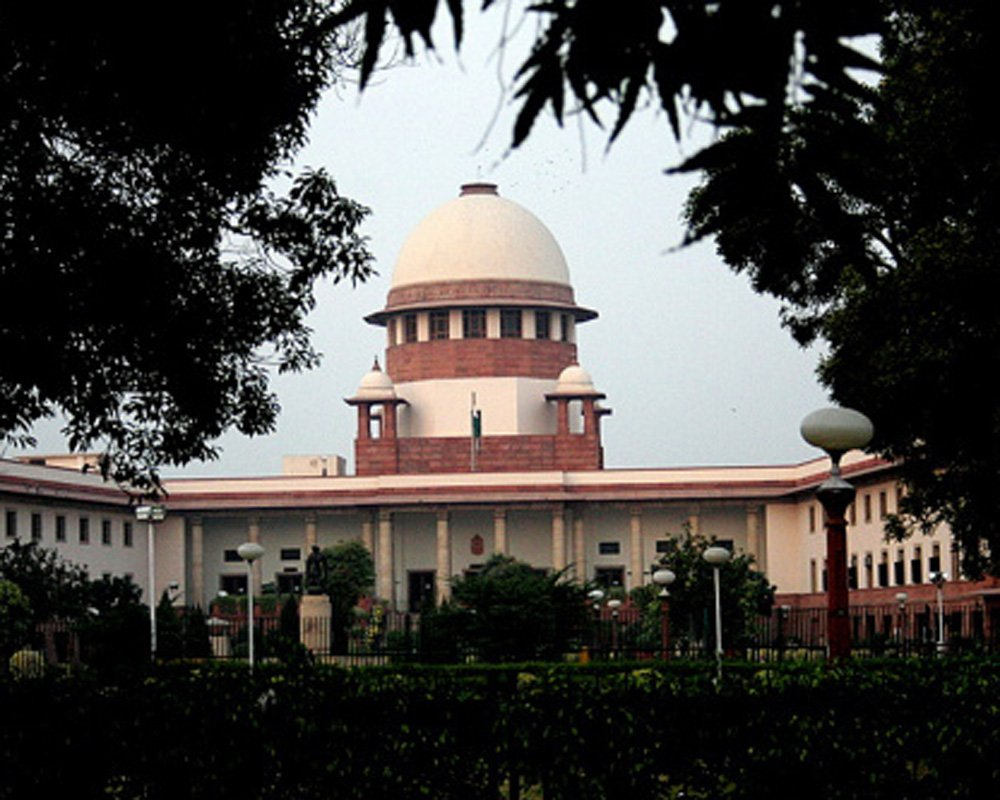 Supreme Court fined Rs 1 lakh penalty on government