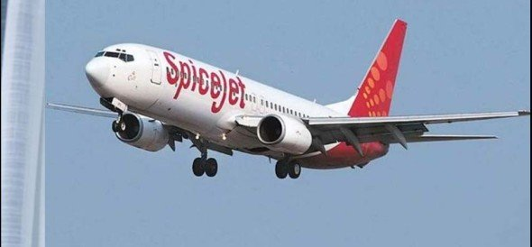 instructions to SpiceJet deposit 579 million