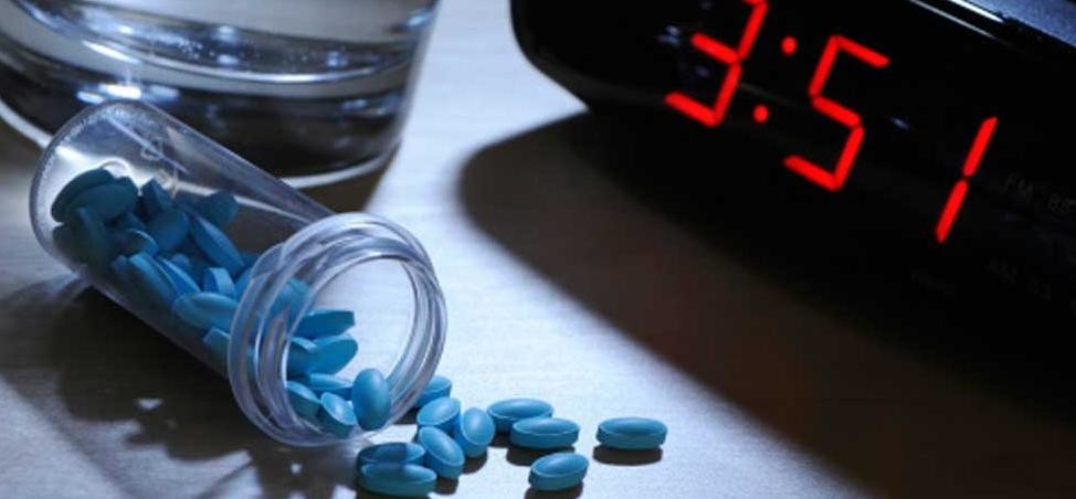 sleeping pills can be dangerous of mental health