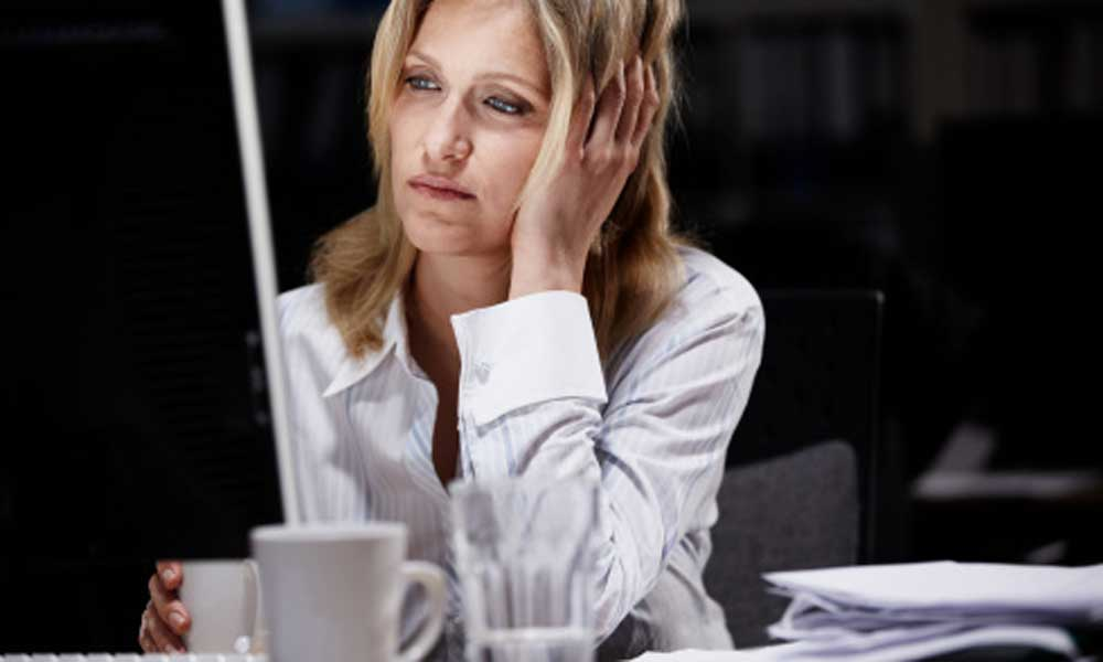 late night work is not good for women's health