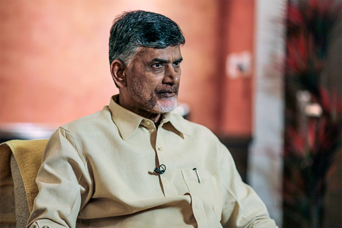 andhra pradesh cm Chandrababu Naidu hints at crucial decision about alliance bjp