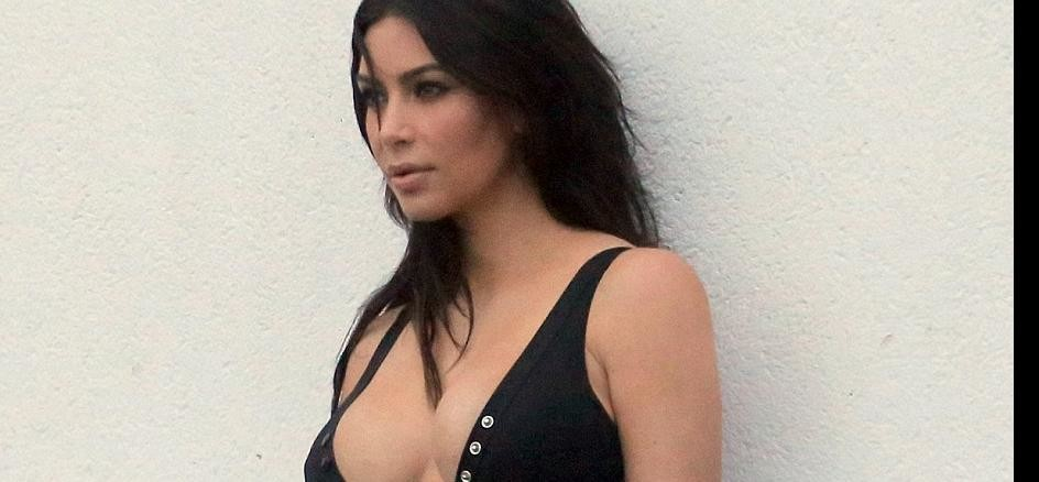 kim kardarshian is super sexy