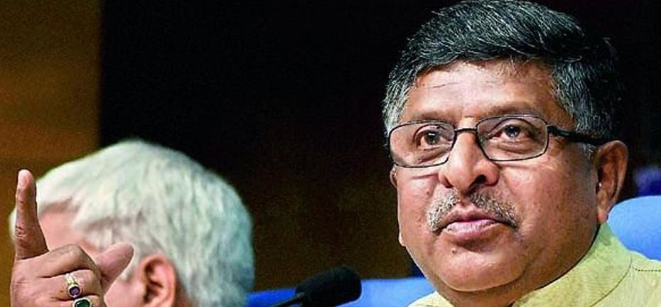 Muslims do not vote for BJP : Ravi Shankar Prasad