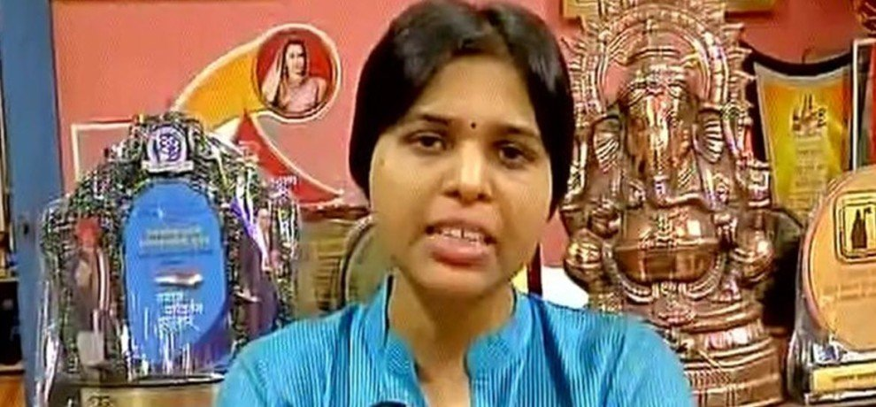 Case Filed against president of Bhumata Brigade Tripti Desai