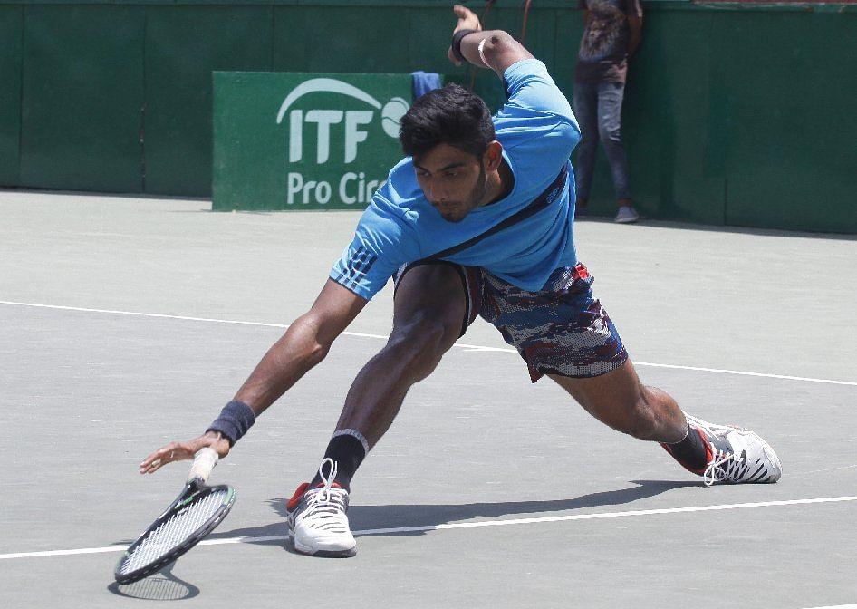 Tennis Tournament Chandigarh Hindi News Tennis Tournament