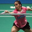 world badminton championship: saina nehwal defeats swiss player to reach pre-quarter final