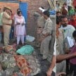 six child burned alive when a house caught fire in bareilly