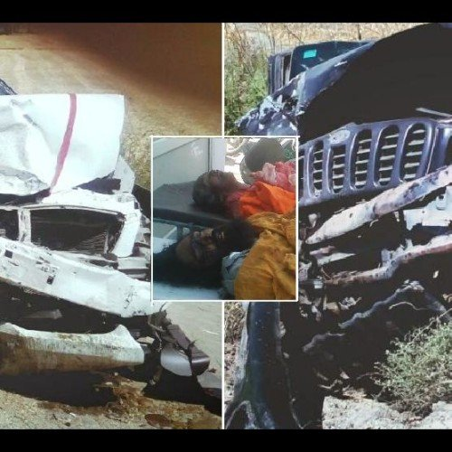 accident, road accident, nri family accident three people died in accident