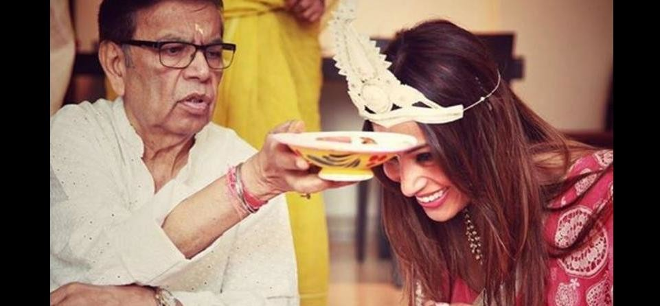 Bipasha Basu, Karan Singh Grover wedding festivities begin