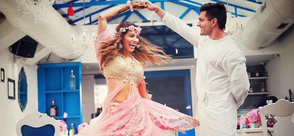 Bipasha Basu, Karan Singh Grover's wedding pics
