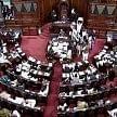 55 New Elected Members of Parliament for Rajya Sabha are crorepati