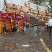 4 devotees die due to strong winds in mp smihast kumbh