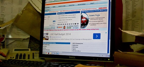 irctc makes rail ticket booking easy, have not to give personal details everytime