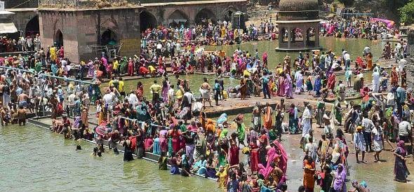 chaos on separate bath of Dalits in Simhastha Mahakumbh