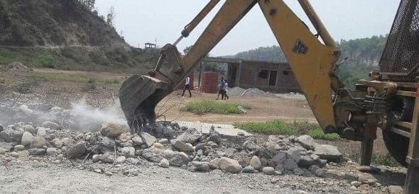 illigal mining, twenty chalan