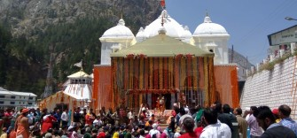 no light in gangotri dham from september.