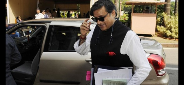 I Admire Narendra Modi's Personal Energy, His Voice and Spirit Never Flag: Shashi Tharoor