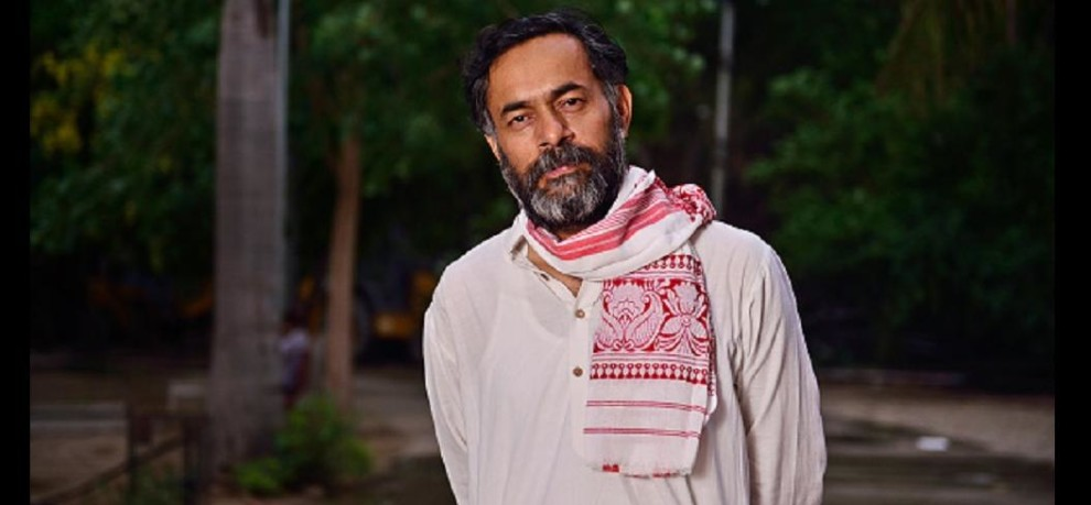 yogendra yadav will not only decide candidates tickets for swaraj india party