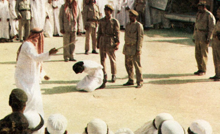 Things That Could Get You Executed In Saudi Arabia according to their law