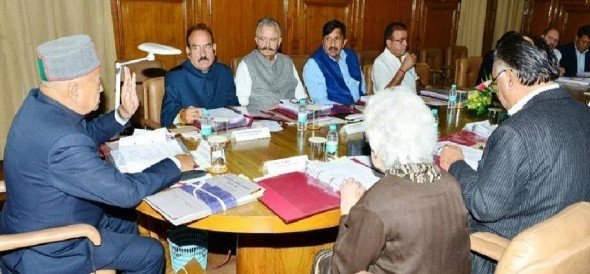 HP Govt Cabinet meeting, Tax Decreases on Many Items.