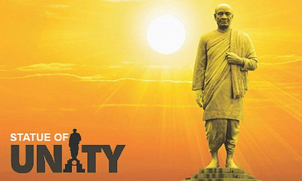 narendra modi dream statue of unity dedicated to sardar vallabhbhai patel ready for inauguration