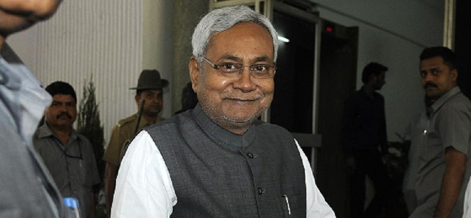 Nitish speaks on BJP's allegations: Throat gets worse by speaking more