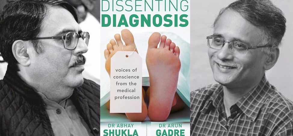 two doctors written book dissenting diagnosis and exposed the bad practices of doctors