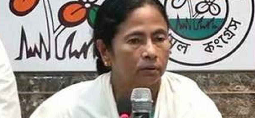 BJP is dividing people on religion, says Mamta Banerjee