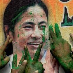 निकाय चुनाव में ममता की TMC ने किया क्लीन स्वीप, भ्ााजपा नंबर दो पर
