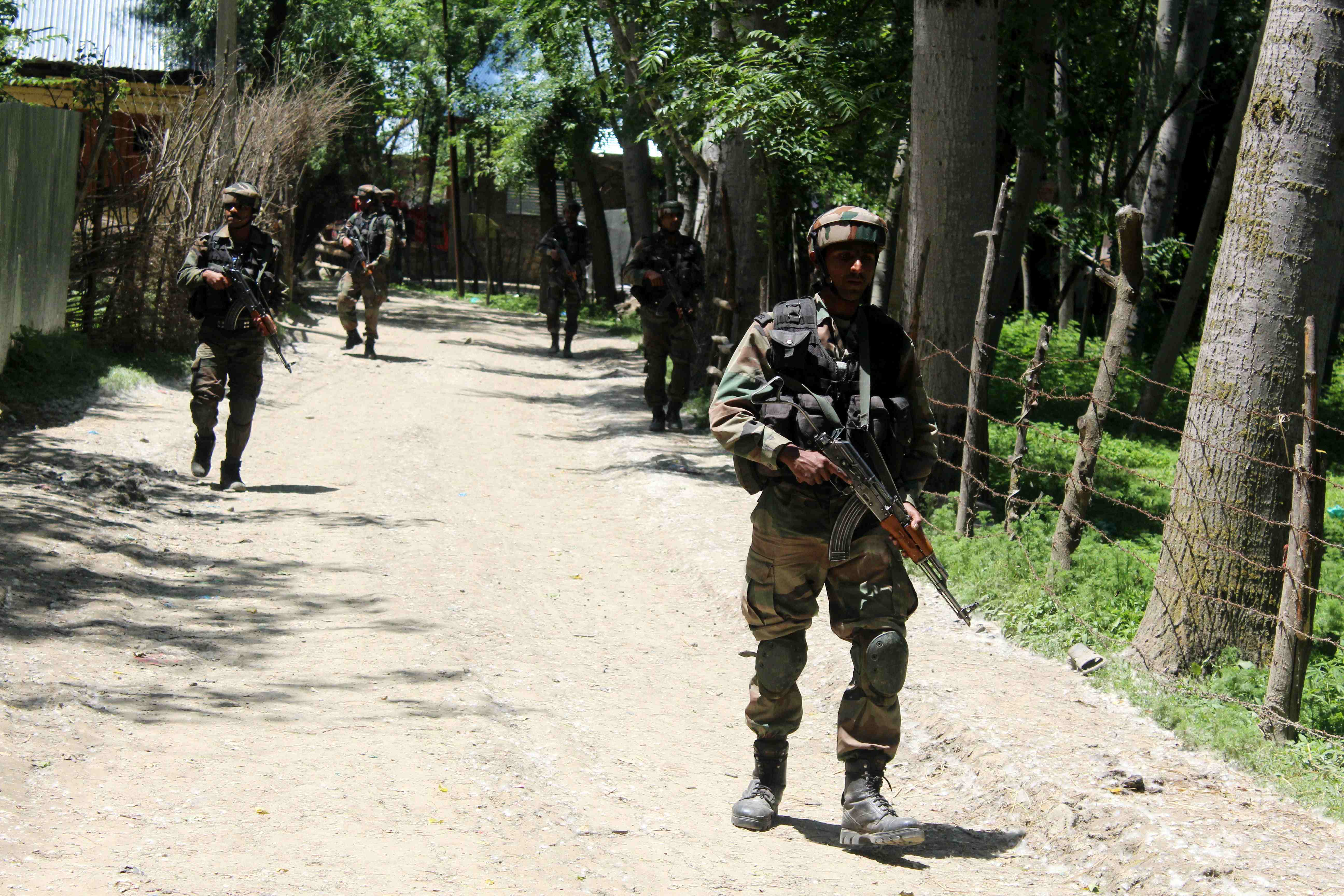 Three militants killed in Kupwara encounter