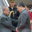 India-China relations becomes cordial: Prez