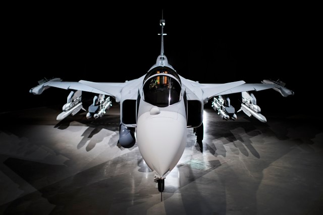 Gripen E: facts about the fighter aircraft Saab is offering under Make in India