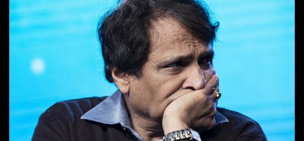 rail minister suresh prabhu missed flight from lucknow to mumbai