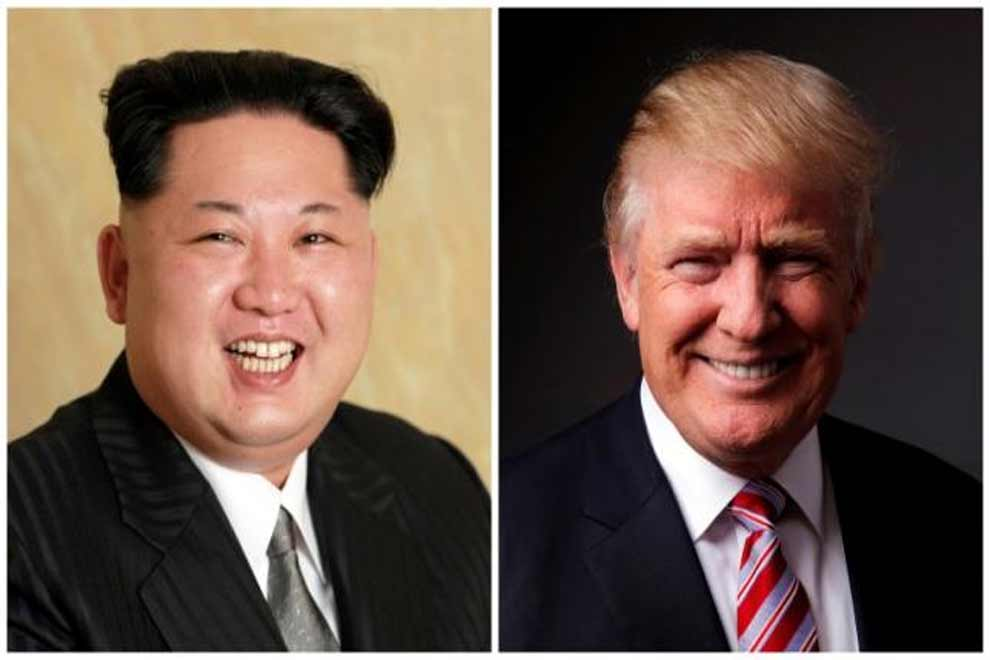 place decided for second summit between america and north korea : trump
