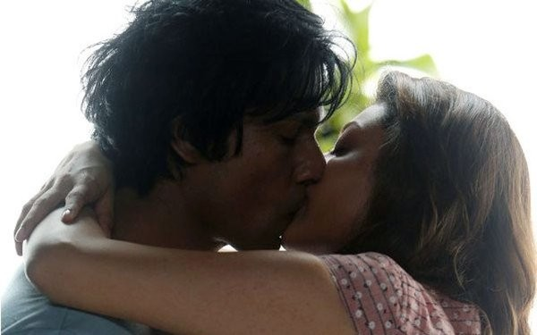 Randeep Hooda and I fought before shooting romantic scenes