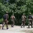 Encounter between terrorist and security forces in Arwani Anantnag