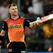 David warner equalls fastest fifty in IPL final