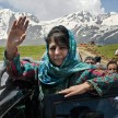 Chief Mehbooba Mufti's convoy arrived at the wrong place