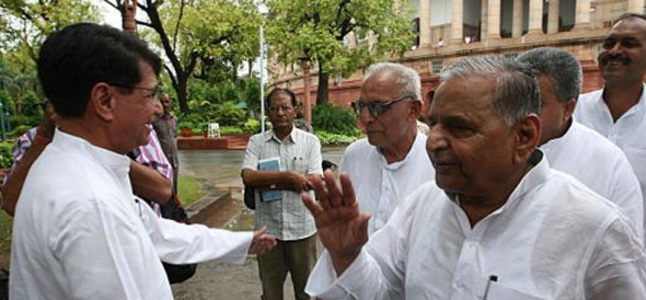 prepration of samajwadi party and rashtriya lok dal for uttar pradesh assembly election 2017
