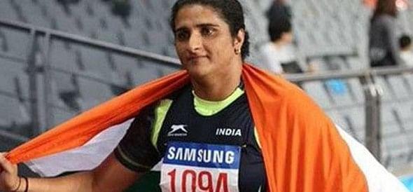India's Discus thrower Seema Punia qualifies for RioOlympics 2016
