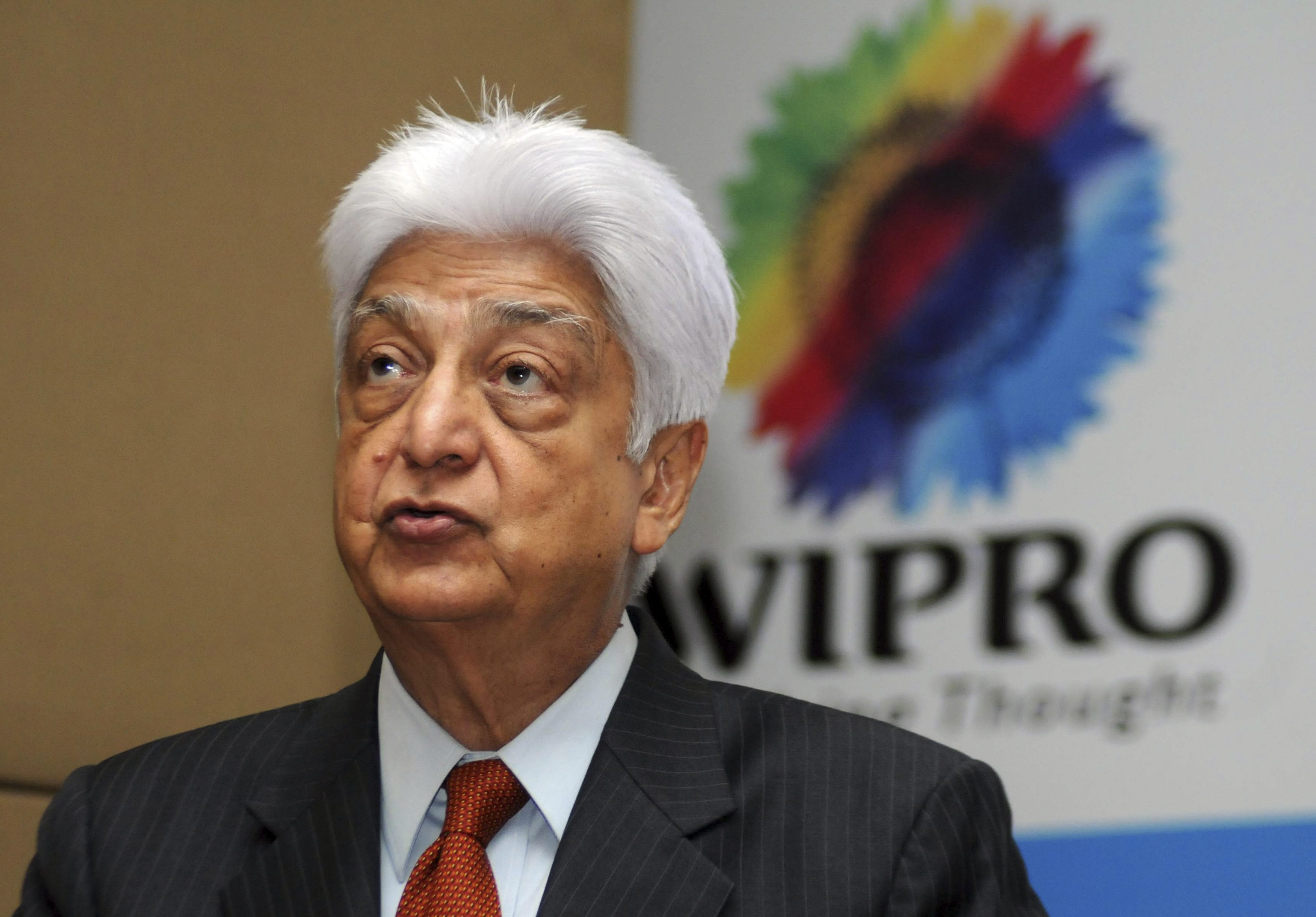 Wipro Azim Premji salary increased 95 percent in one year will retire soon