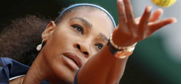 americi tennis star Serena Williams shared new baby picture on instagram